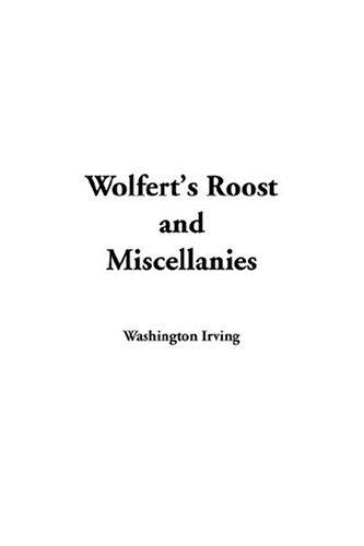 Download Wolfert's Roost And Miscellanies