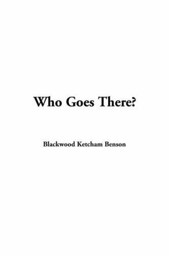 Download Who Goes There?