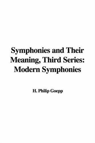 Download Symphonies And Their Meaning