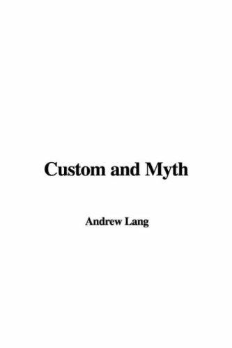 Download Custom And Myth