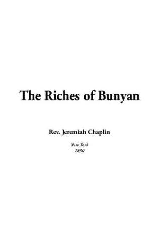 Download The Riches of Bunyan
