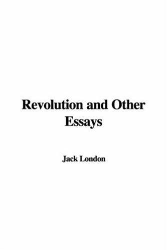 Download Revolution and Other Essays