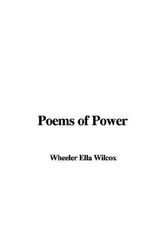 Download Poems Of Power