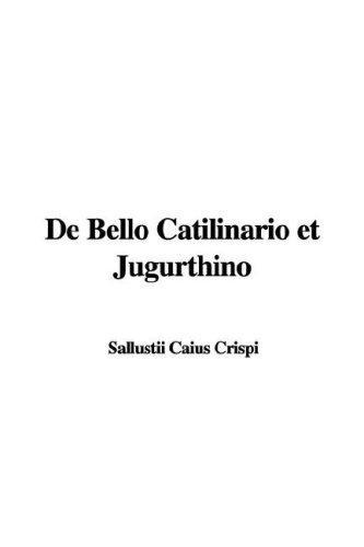 Download De Bello Catilinario Et Jugurthino