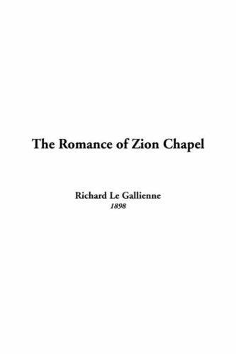 Download The Romance Of Zion Chapel