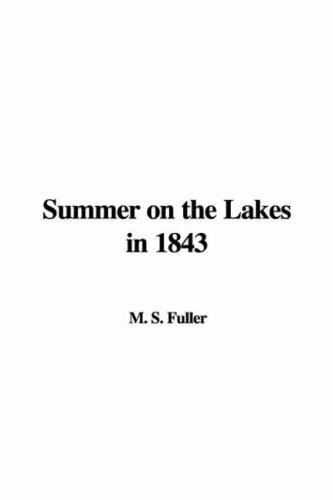 Download Summer On The Lakes In 1843