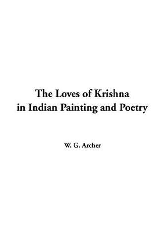 Download The Loves Of Krishna In Indian Painting And Poetry