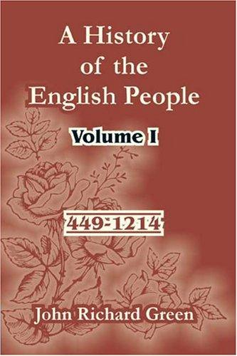 Download A History of the English People