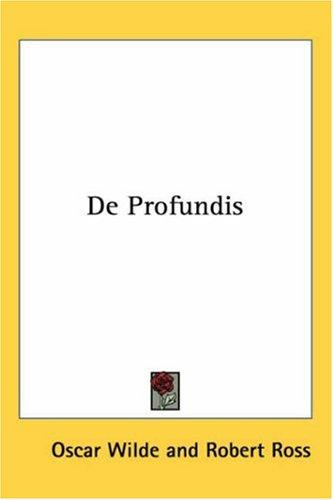 Download De Profundis