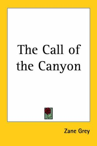 Download The Call Of The Canyon
