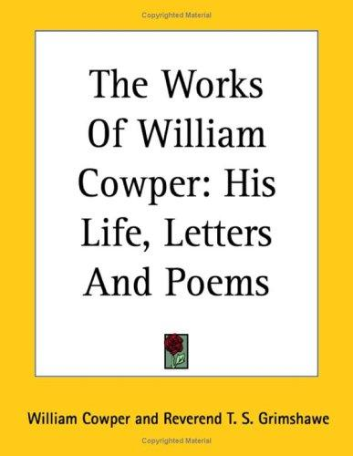 Download The Works Of William Cowper