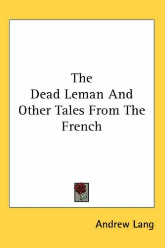 Download The Dead Leman And Other Tales From The French