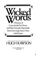 Download Wicked words
