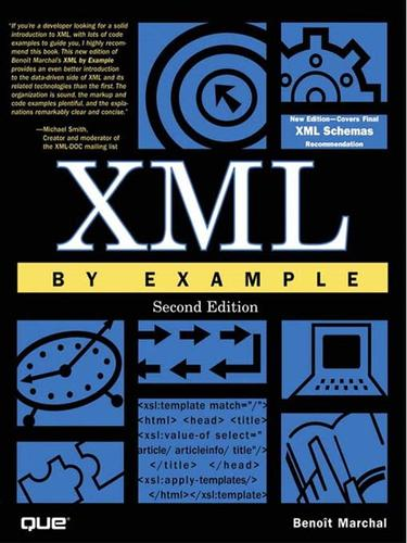 XML by Example, Second Edition