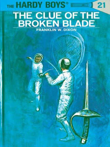 The Clue of the Broken Blade