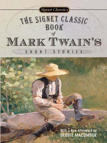 Download The Signet Classic Book of Mark Twain's Short Stories