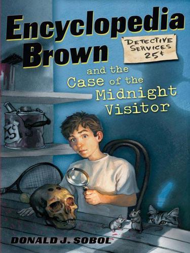 Encyclopedia Brown Midnight Visitor