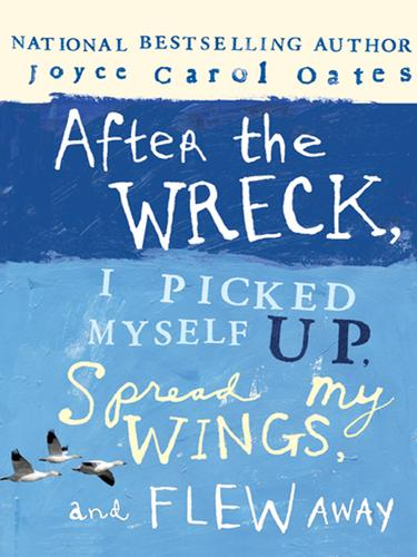 Download After the Wreck, I Picked Myself Up, Spread My Wings, and Flew Away
