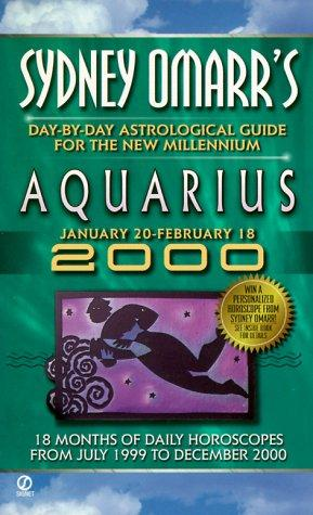 Download Sydney Omarr's Day-by-day Astrological Guide For The New Millenium