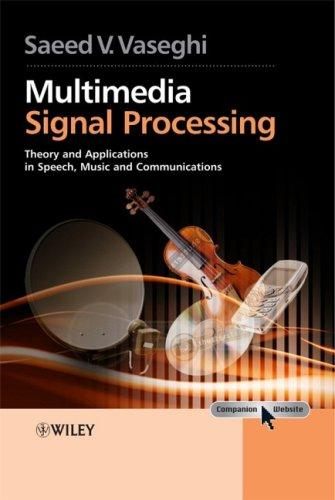 Multimedia Signal Processing