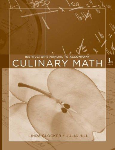 Download Culinary Math