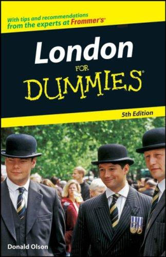 Download London For Dummies (Dummies Travel)