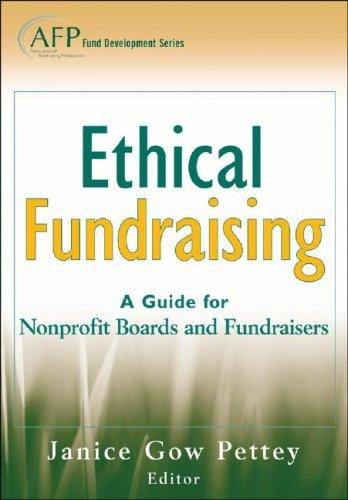 Ethical Fundraising