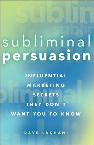 Download Subliminal Persuasion