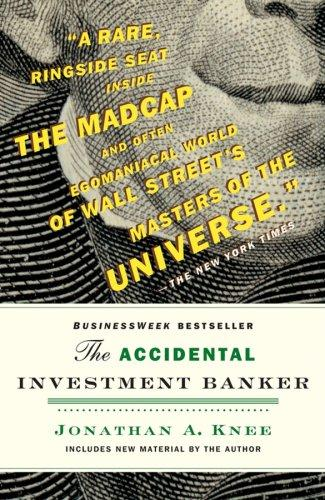 Download The Accidental Investment Banker