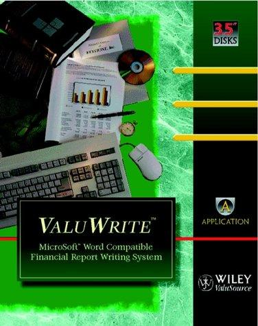 Download ValuWrite