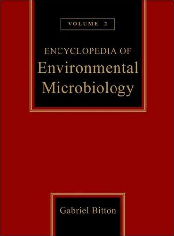 Download Encyclopedia of Environmental Microbiology