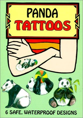 Panda Tattoos by Jan Sovak