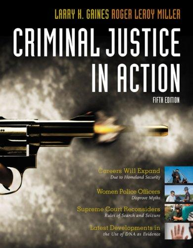 Download Criminal Justice in Action