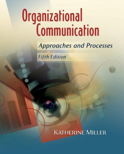 Download Organizational Communication