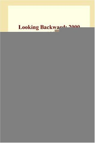 Download Looking Backward