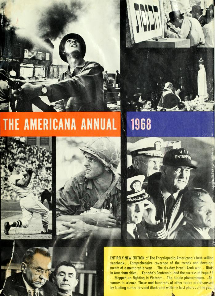 The Americana annual, 1995 by