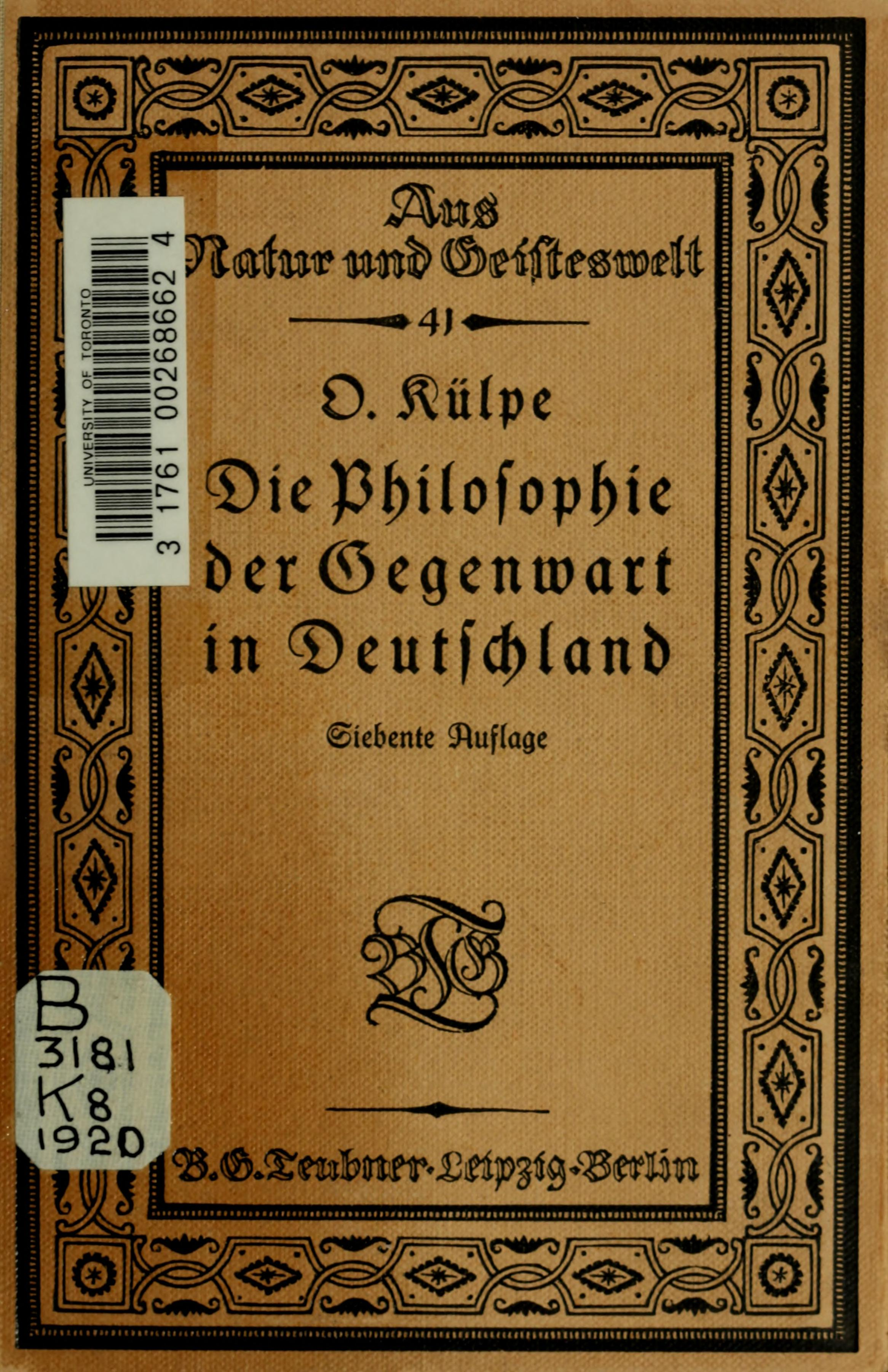 diephilosophiede00kl&server=ia600304.us.archive.org&page=preview&
