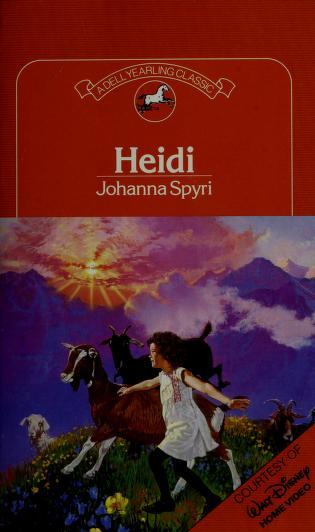Cover of: Heidi | Hannah Howell