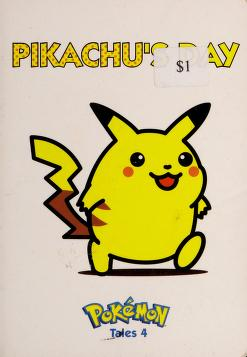 Cover of: Pikachu's day |