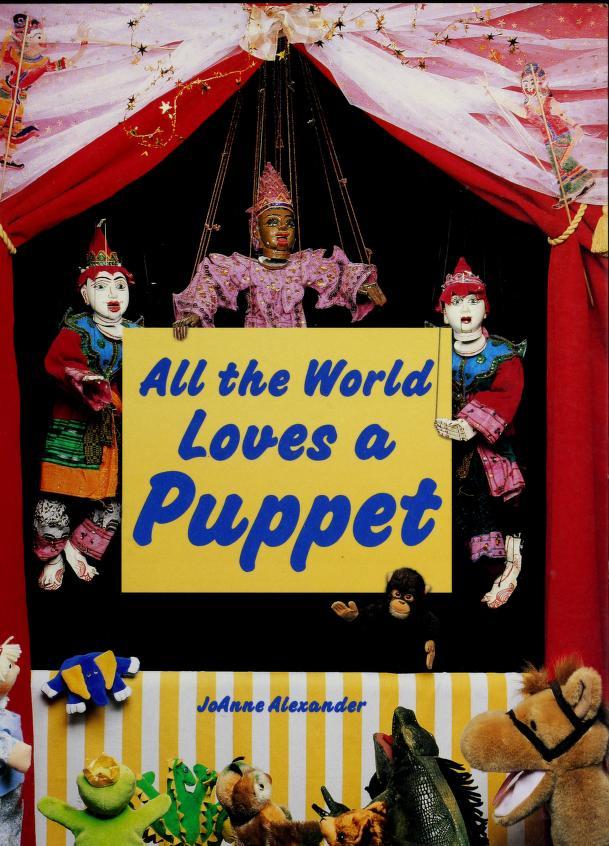 Rlg2-16 N/F Wrld Lvs Puppet Is by Rigby