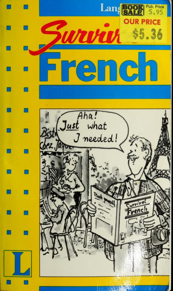 Survival French by Diethard Lübke
