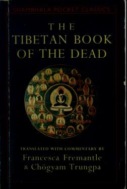 Cover of: The Tibetan book of the dead by Karma-glin-pa