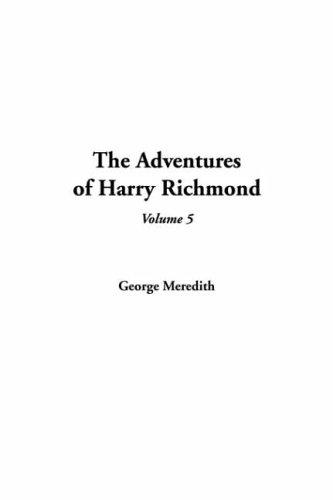 The Adventures Of Harry Richmond