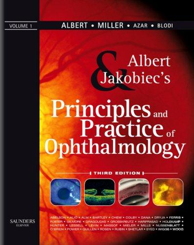 Albert & Jakobiec's principles and practice of ophthalmology by