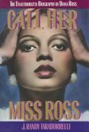 Call her Miss Ross
