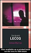 JACQUES LECOQ by Murray, Simon David