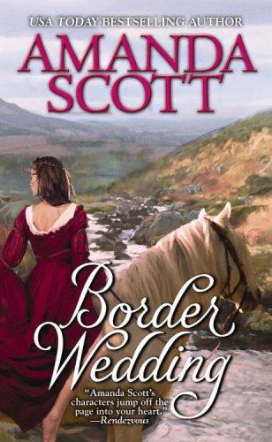 Border Wedding by Amanda Scott