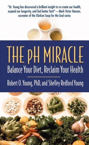 The pH Miracle by Robert O. Young, Shelley Redford Young